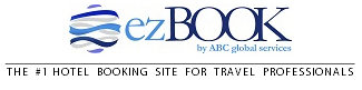 ezBOOK by ABC                                           Global Services                                           |The #1                                           Booking Site for Travel Professionals